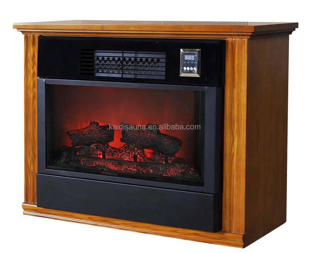 Portable wooden Far Infrared Heater KD-6001
