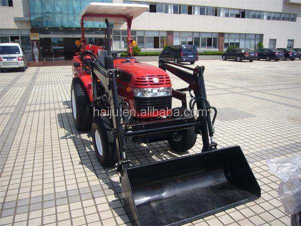 factory low price jinma 254 small garden tractor