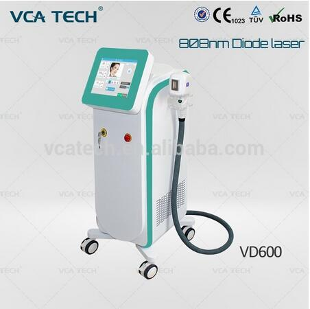 VCA Tech 808 hair removal machine vascular treatment laser diode