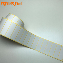 UHF custom long range alien 9662 squiggle RFID tag for asset tracking