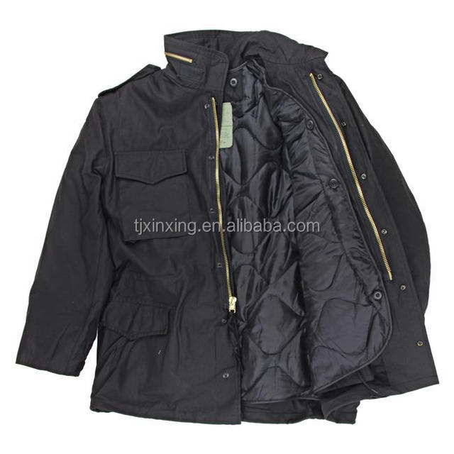 army camouflage winter men jacket