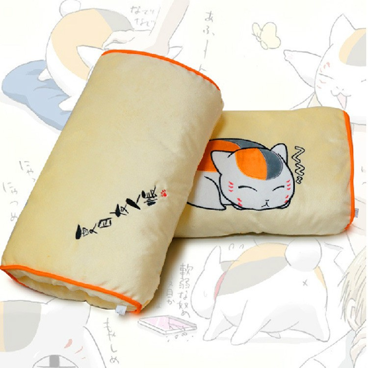 cat calico sleeping plush pillow from japan best friend gift stuffed animals