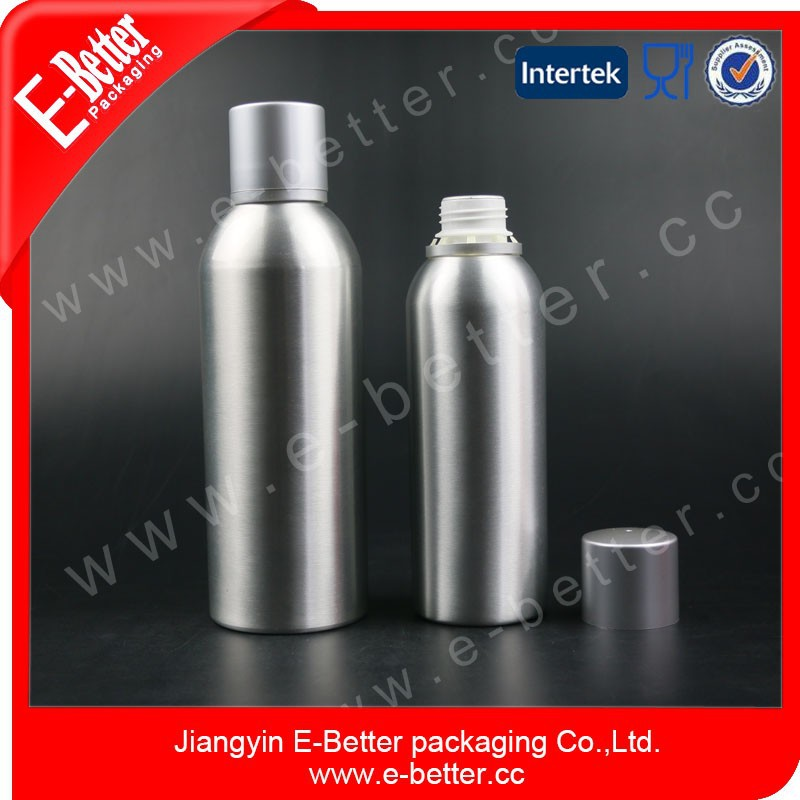 300ml, 500ml,750ml,1000ml vodka container, high quality aluminum vodka bottles