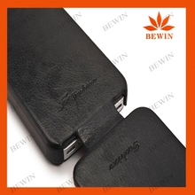 wholesale new leather folding wallet case for iphone 5