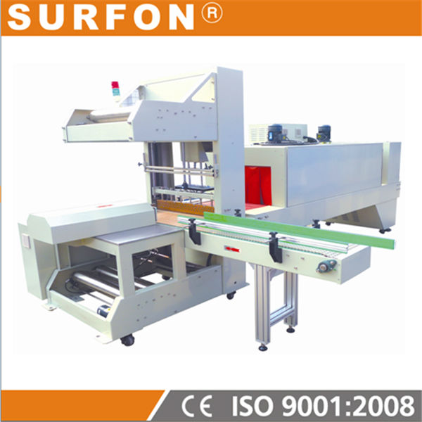 Hot Sales sleeve shrink wrapping machine for bottle and carton box