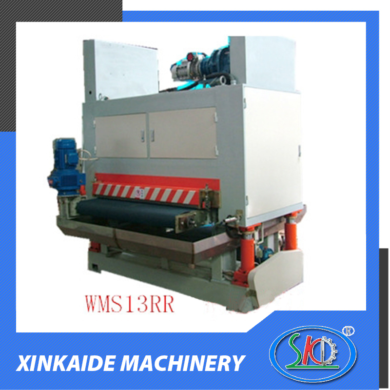 Abrasive Belt HL Finishing Machine