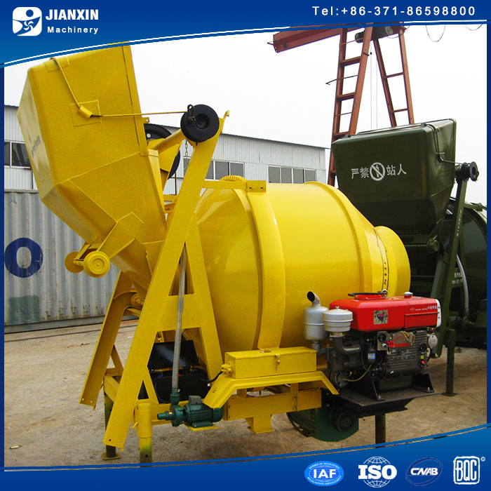 CE approved manufacture factory price mobile concrete mixer for sale