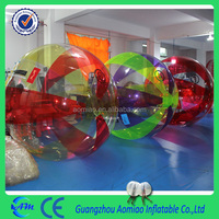 Colorful factory direct sale aqua ball, high quality ball with cheap water ball price