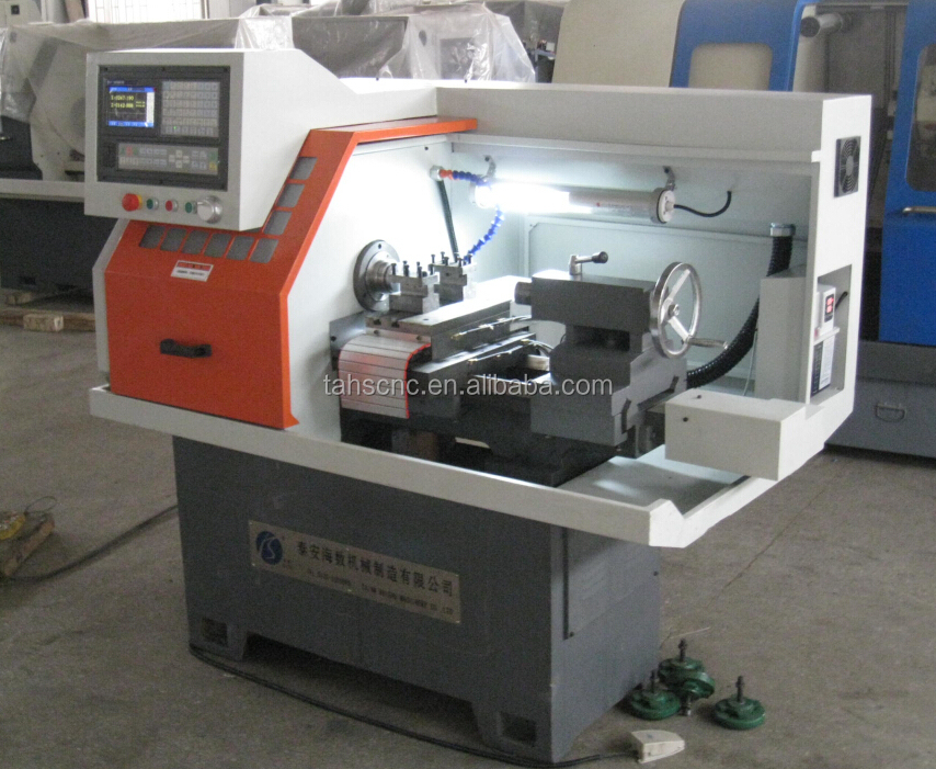 mini cnc turning lathe machine price and specification CK0625A