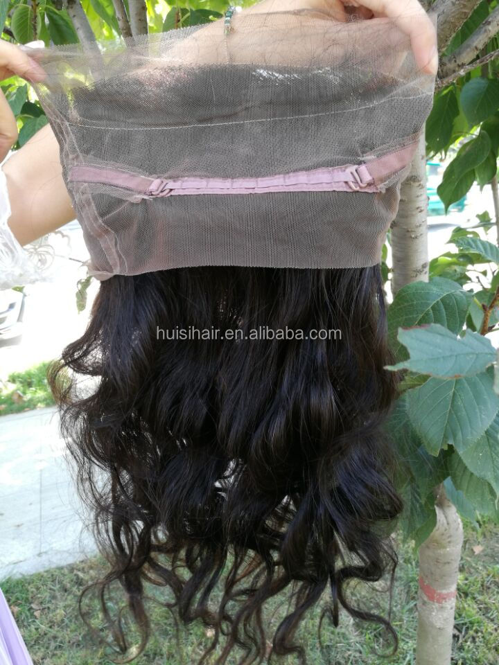 Good feedback best selling products beauty salon most demanded ali express full closure 360 degree wig