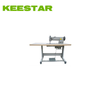 Keestar GC20618 double needle heavy duty leather sewing machine