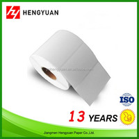 OEM printed label ,self adhesive sticker roll ,label sticker roll manufacturer