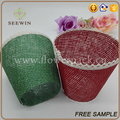 home decor paper mesh material indoor plant pot covers