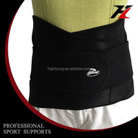 High quality durable neoprene waist support belt