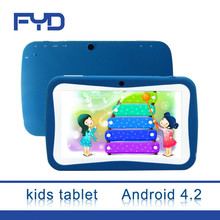 SF-M725C 7 inch capacitive touch screen RK3066 Dual core Android 4.2 WIFI kids tablet pc