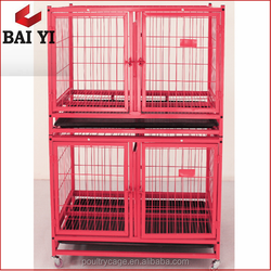 High Quality 4ft Dog Kennel Cage/5ft Dog Kennel Cage For Sale(Direct Factory, Square Tube dog cage)