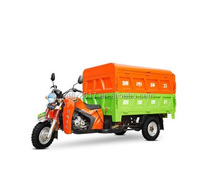 Cleaning Trolley Sanitation Vehicle 125cc 250cc Tricycle Three Wheeler