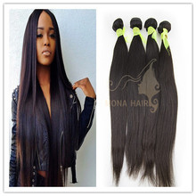 Wholesale 6a 7a 8a 100% Human Weaving Unprocessed cheap virgin brazilian straight hair