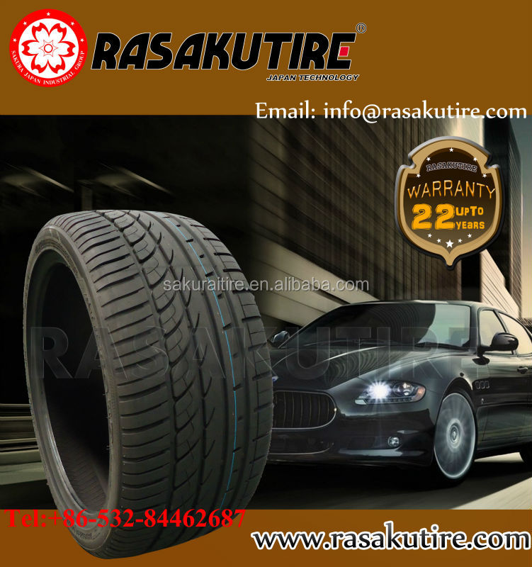 rasakutire germany equipment top quality cheap good 225/40R18 225/40-18 PCR TIRE 18 inch CAR tire