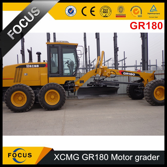 XCMG GR180 motor grader 180HP in China