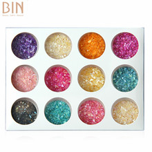 Professional Nail Art Decoration Crushed Sea Shell