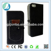 2016 Wholesale nice looking flip Cover Wallet Case For Iphone 6,For iPhone6 wallet phone case
