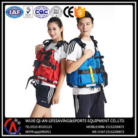 Foam personalized life jacket vest for adults