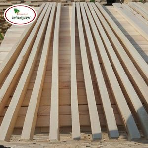 Cheapest Price Paulownia Wooden Strip Sawn Timber for Pallet Or Construction