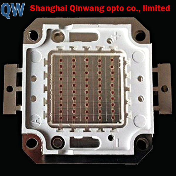 50w red growing light led diode by epileds chip with a suitable price