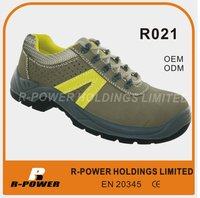 Top Grade Leather Safety footwear R021