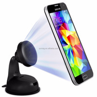 shanghai strong magnets Car Phone Holder 360 Degree Rotating Portable Magnetic Car Mount Universal Phone Holder in car
