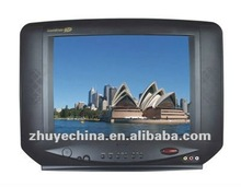 14/17/21 inch CRT color televison / flat TV