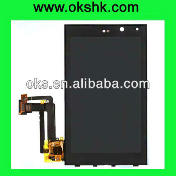 For blackberry z10 phone lcd and digitizer original