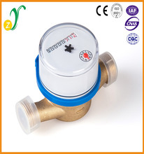 Dry type high performance digital and tubes water meter of amico