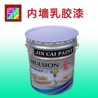 Anti-Alkali eco-friendly Odorless 5 in 1 interior wall paint