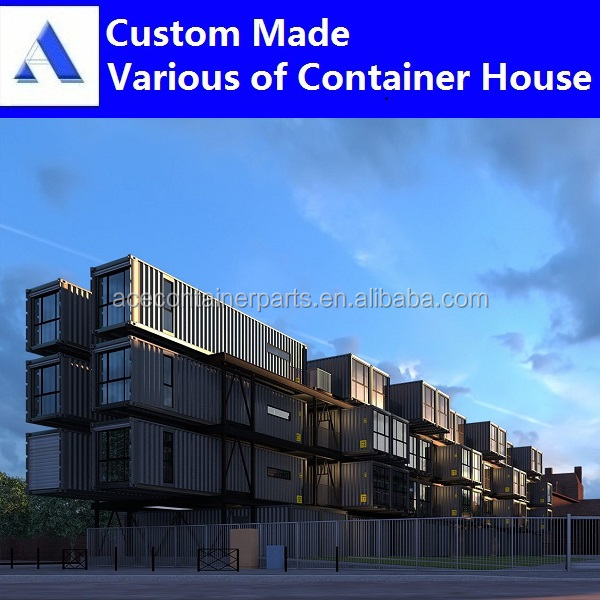 Professional Supplier of Container Hotel Room Design