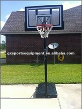 best quality adjustable Portable basketball stand/system/hoop