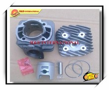 For HONDA DIO AF27 39mm 44mm 47mm 50mm Motorcycle cylinder kit,high quality motorcycle cylinder motorcycle cylinder block
