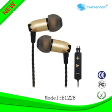 SUPER SPACE Cool Metal Earbuds/Earphone/Headphones/Headset for Apple iPhone iPod Samsung MP3 MP4 Player (customize color)