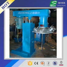 Paint coating Mixing Machine hydraulic lifting High Speed Dispersion Machine