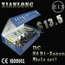 Good quality hid lights H4 12v 35w 6000k model with reasonable price