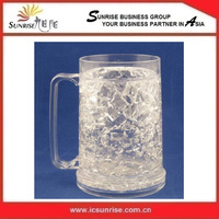 Plastic Type Gel Freezer Mugs