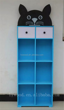 Factory direct supply wood storage cabinet/ ironing cabinet manufacturer in China