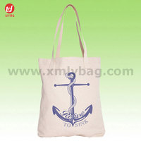 Custom cotton bag/Recyclable cotton shopping bag/Tote bag cotton