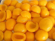 Delicious Canned Yellow peaches in halves/diced/slice From China with a low Price