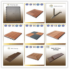 new wpc diy decking floor for kinds in 2015