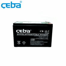 Deep Cycle Best Rechargeable Sealed Lead Acid Battery 12V 7Ah
