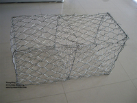 Steel Gabions Rock Baskets for Retaining Walls