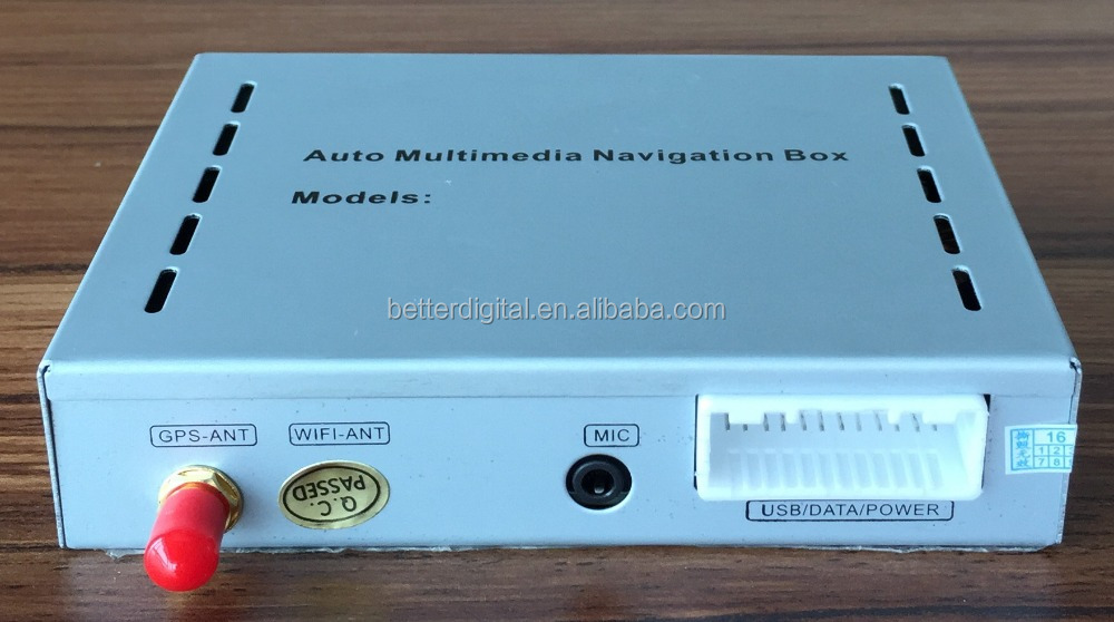 GPS navigation box for pioneer dvd