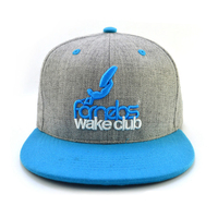 Low Profile Hot New Products Custom Snapback, Design Your Own Snap Back Hats Wholesale